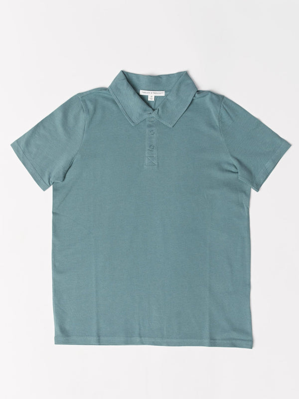 Essential Performance Pique Polo Threads 4 Thought