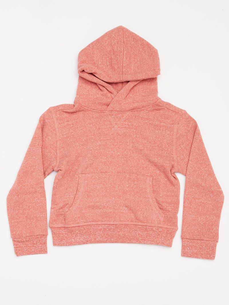 Triblend Pullover Hoodie Boys Outerwear Sweatshirts Threads 4 Thought