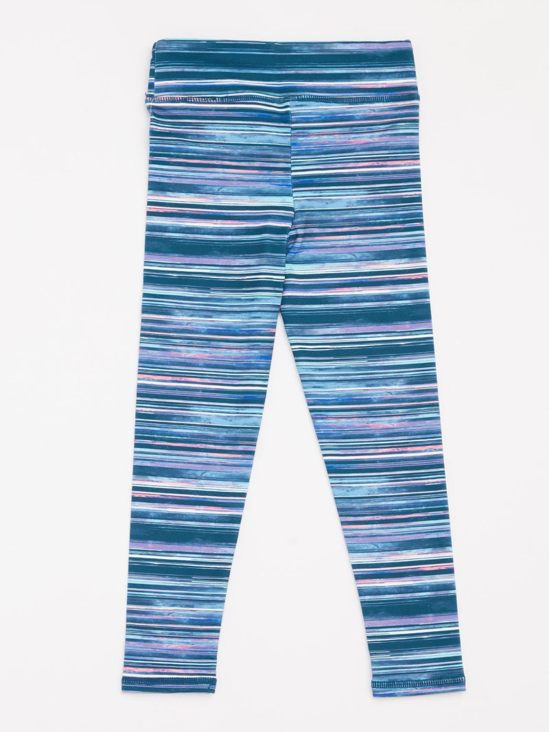 Space Printed Legging Girls Bottoms Leggings Threads 4 Thought