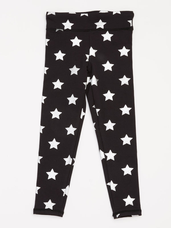Star Printed Legging Girls Bottoms Leggings Threads 4 Thought