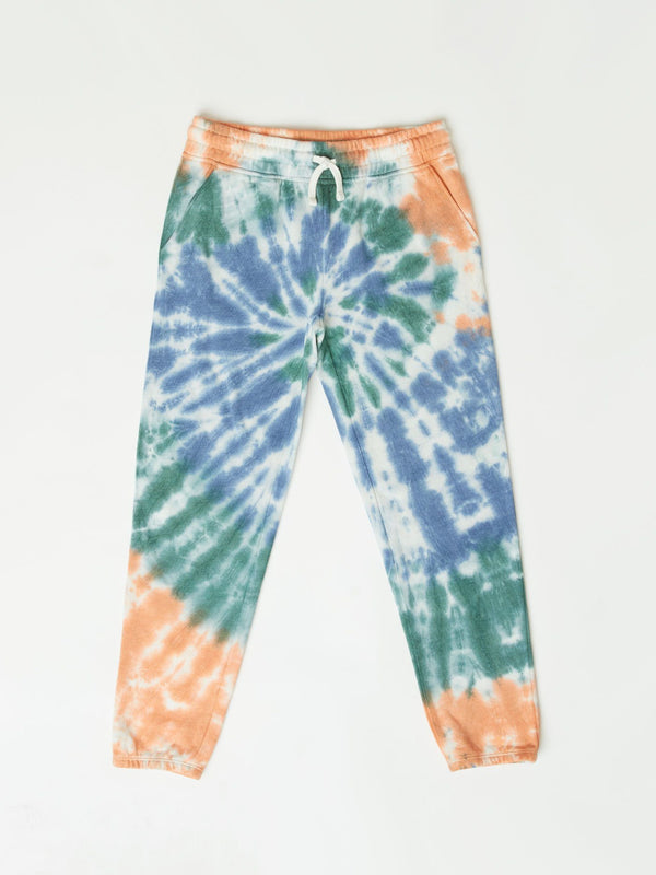 Girl's Tie Dye Jogger Girls Bottoms Sweatpants Threads 4 Thought