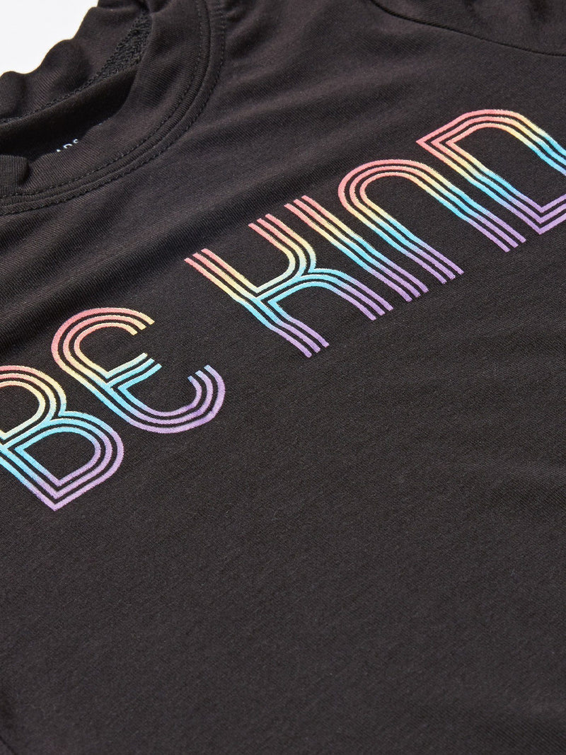 Be Kind Graphic Tee Girls Tops Threads 4 Thought