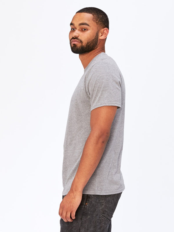 Baseline Crew Neck Mens Tops Threads 4 Thought