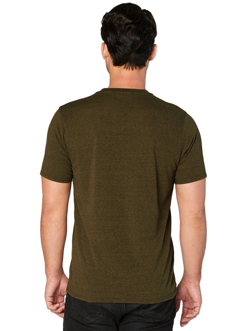 Triblend Short Sleeve V Neck Tee Mens Tops Threads 4 Thought