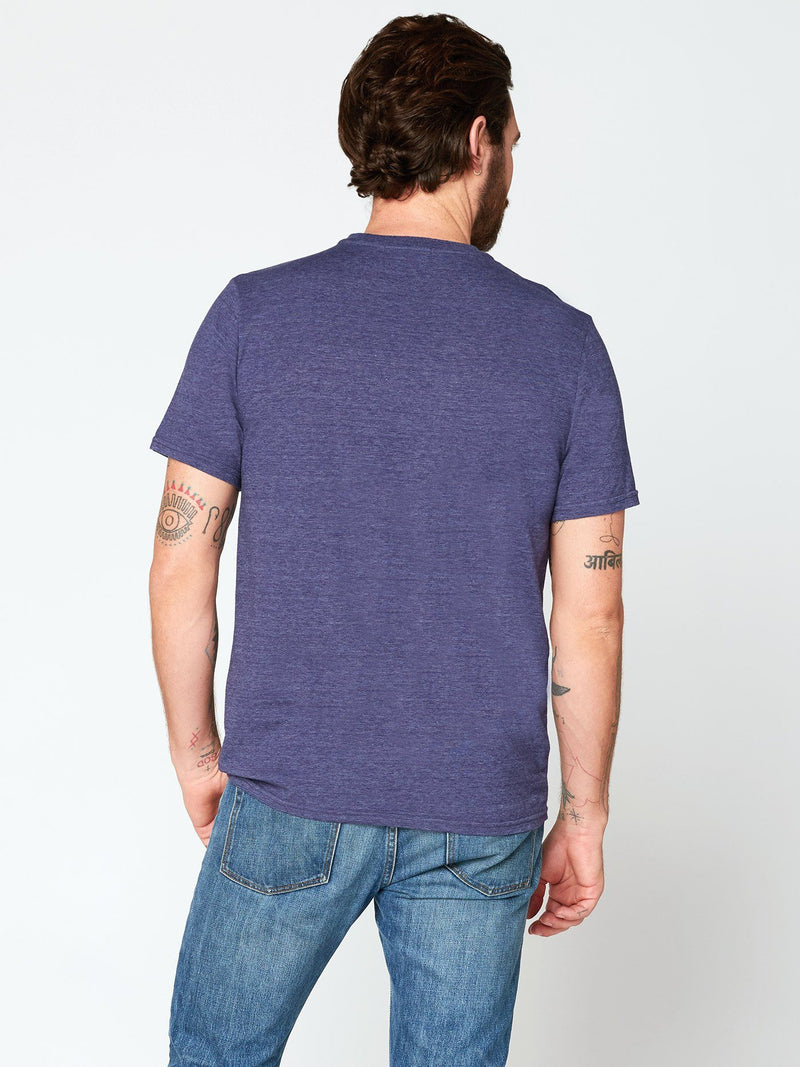 Triblend Crew Neck Tee