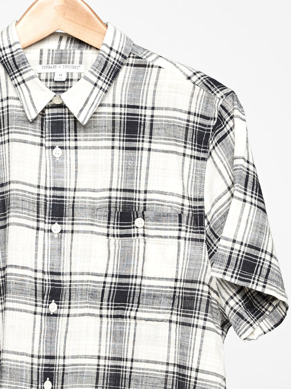 Standard Plaid Shirt Mens Tops Shirt Threads 4 Thought