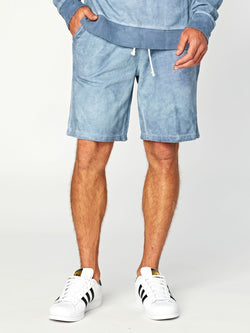 Isaac Terry Short Mens Bottoms Short Threads 4 Thought S Chambray