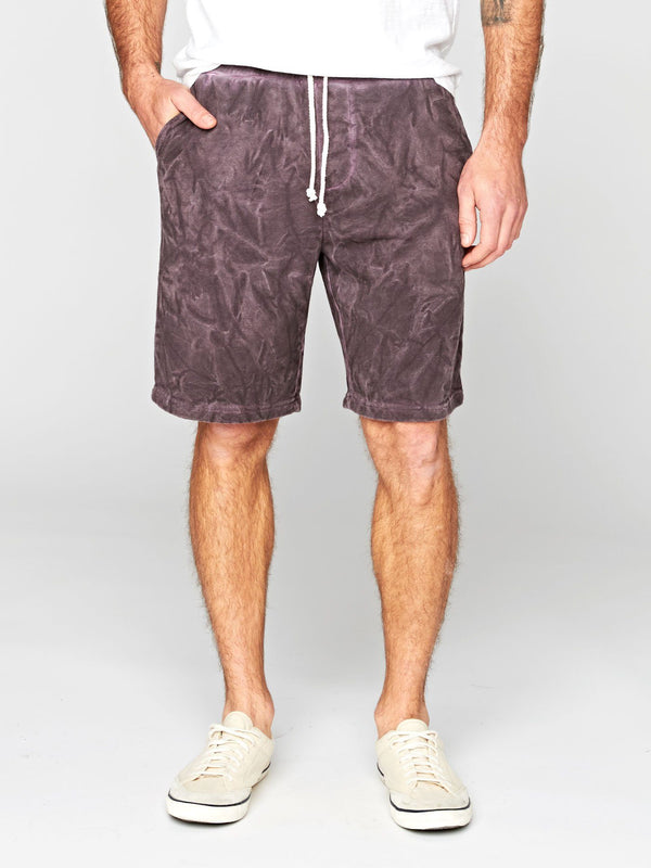 Isaac Terry Short Mens Bottoms Short Threads 4 Thought S Ultra Maroon