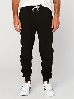 Flip Jogger Mens Bottoms Threads 4 Thought S Black