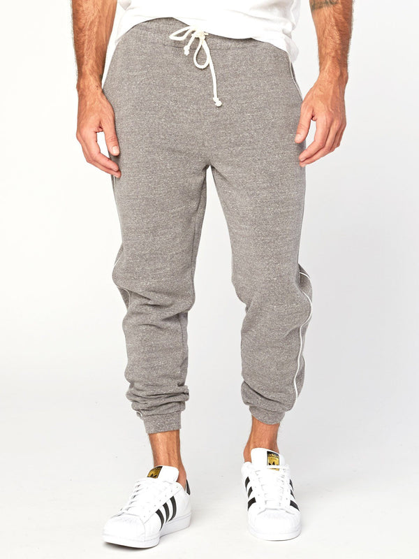 Ike Triblend Jogger Mens Bottoms Threads 4 Thought S Heather Grey