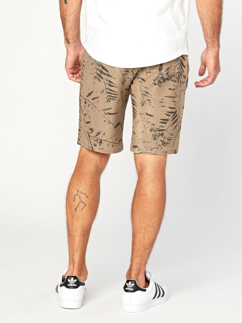 Nash Faded Fern Shorts Mens Bottoms Short Threads 4 Thought