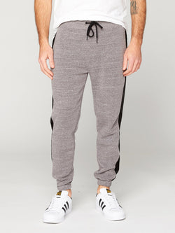 Marlon Jogger Mens Bottoms Threads 4 Thought S Heather Grey