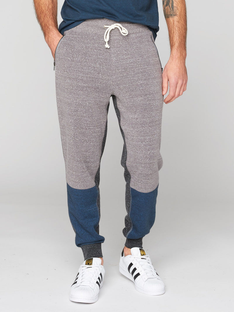 Emil Jogger Mens Bottoms Threads 4 Thought S Heather Grey
