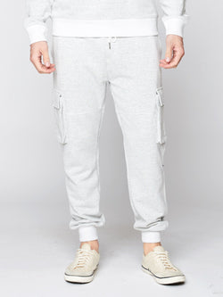Mattias Jogger Mens Bottoms Threads 4 Thought S Heather Grey