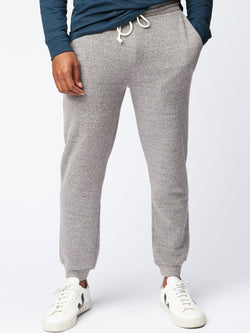 Triblend Fleece Jogger Mens Bottoms Threads 4 Thought