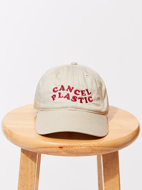 Cancel Plastic Dad Hat Threads 4 Thought