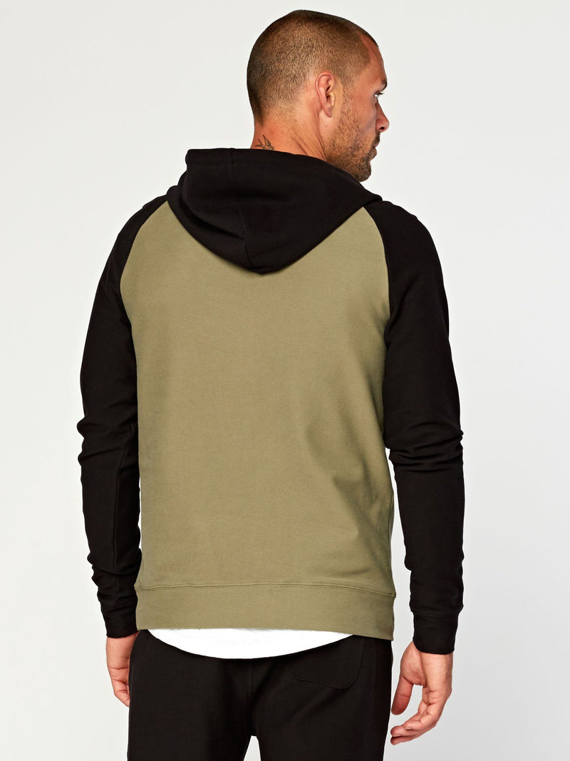 Colt Hooded Half-Zip