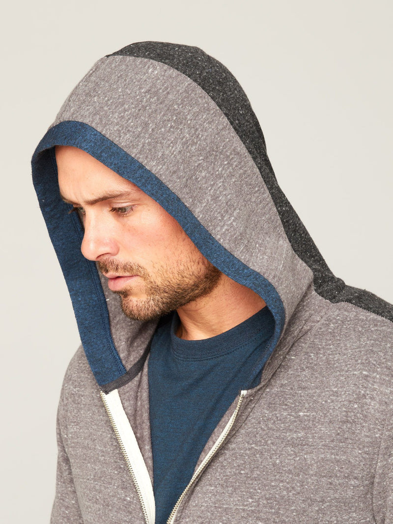 Oscar Zip Hoodie Mens Outerwear Sweatshirt Threads 4 Thought