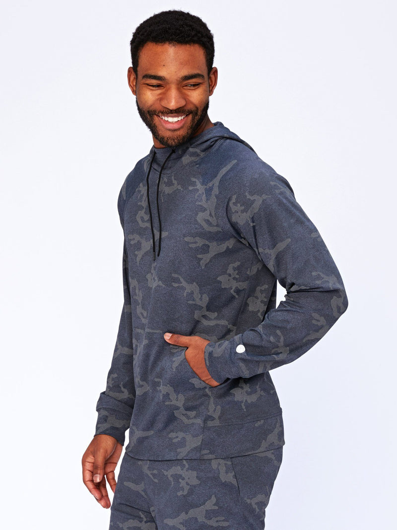 Kenneth Reflective Hoodie Mens Outerwear Sweatshirt Threads 4 Thought