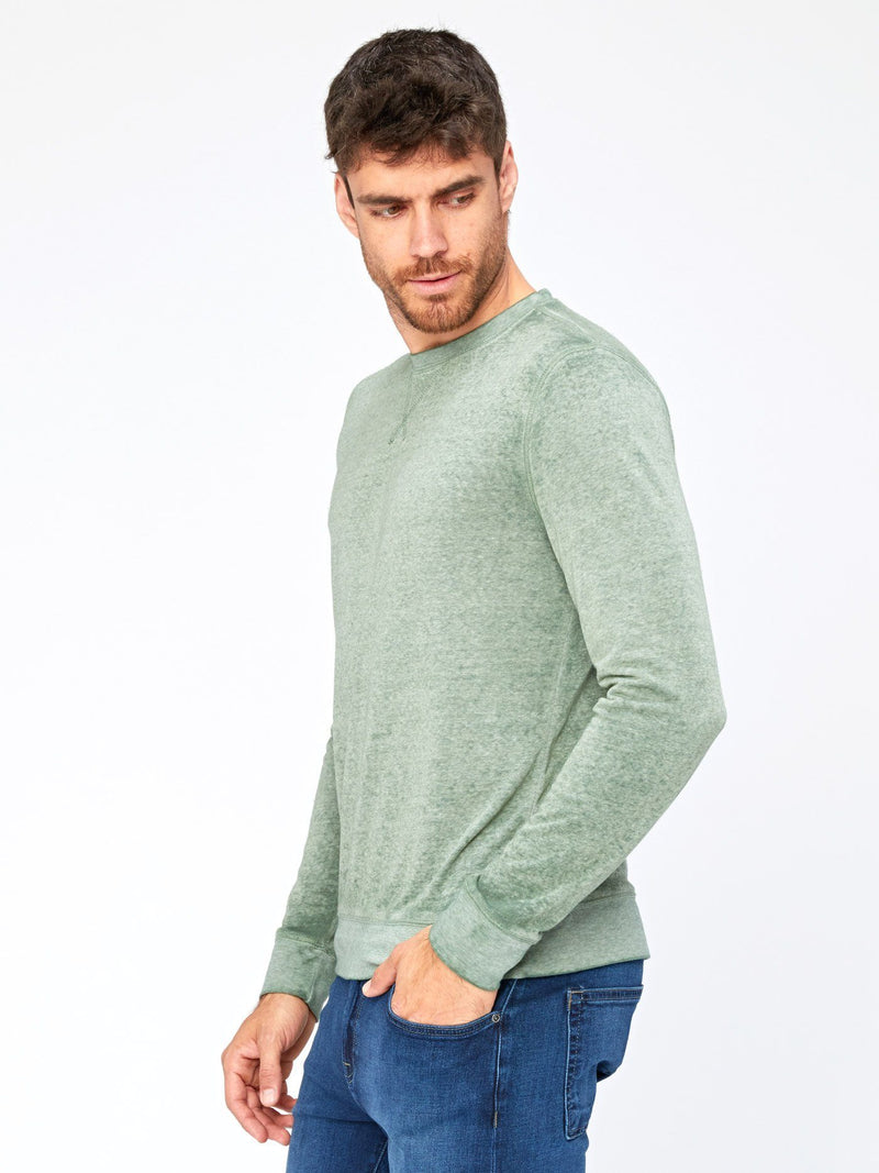 Andrew Crew Neck Mens Outerwear Sweater Threads 4 Thought