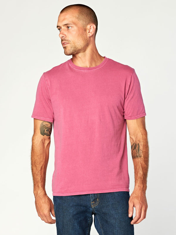 Standard Crew Neck Tee Mens Tops Threads 4 Thought S Sonata