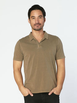 Dune Polo Mens Tops Threads 4 Thought S Brindle