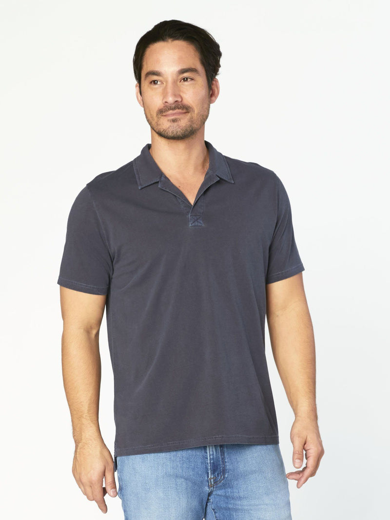Dune Polo Mens Tops Threads 4 Thought S Raw Denim