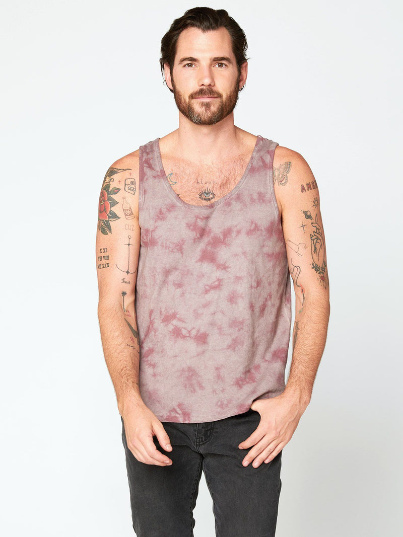 Standard Tank Mens Tops Threads 4 Thought S Twilight Mauve