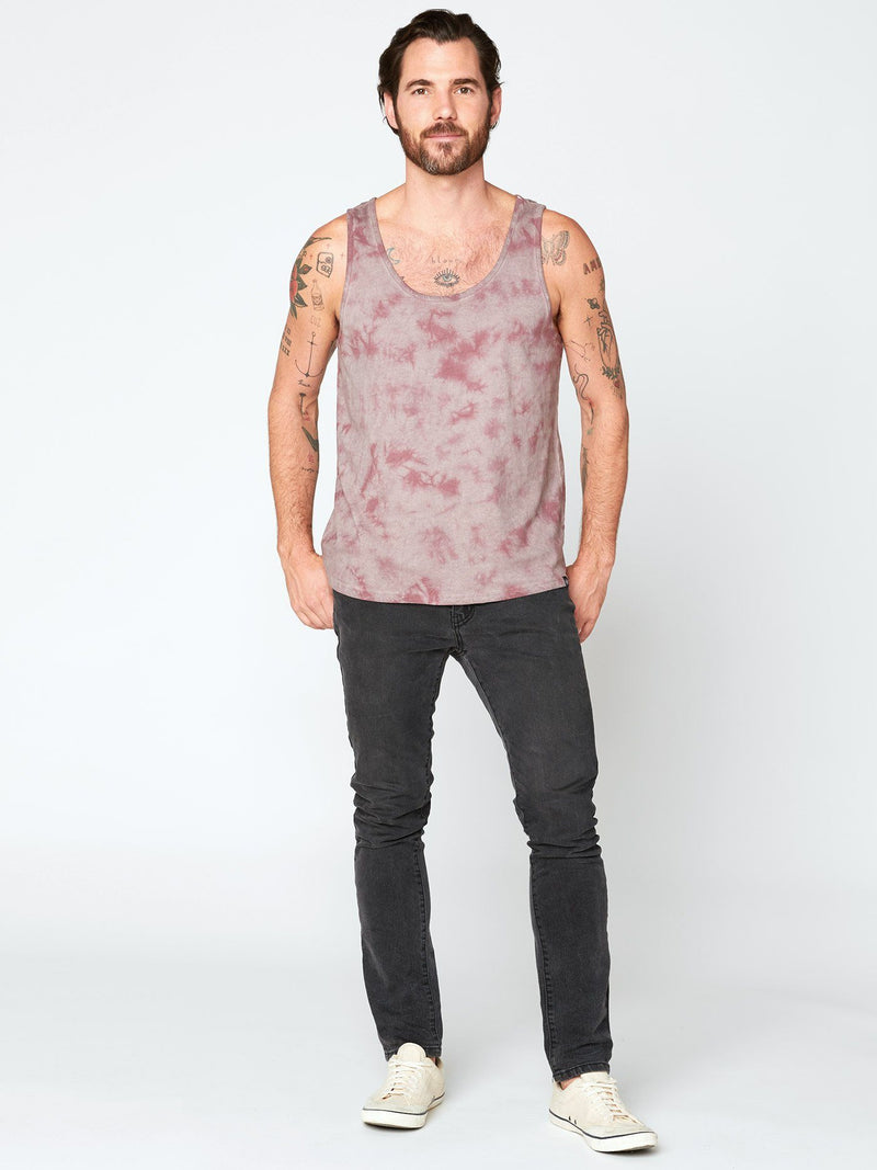 Standard Tank Mens Tops Threads 4 Thought