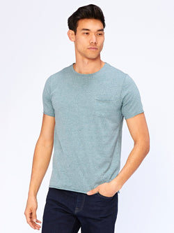 Inside Out Pocket Tee Mens Tops Threads 4 Thought