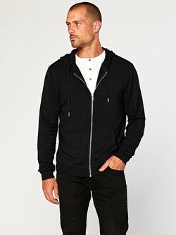 Brick Hoodie Mens Outerwear Sweatshirt Threads 4 Thought S Black