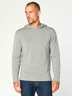Wiley Hoodie Mens Outerwear Jacket Threads 4 Thought S Heather Grey