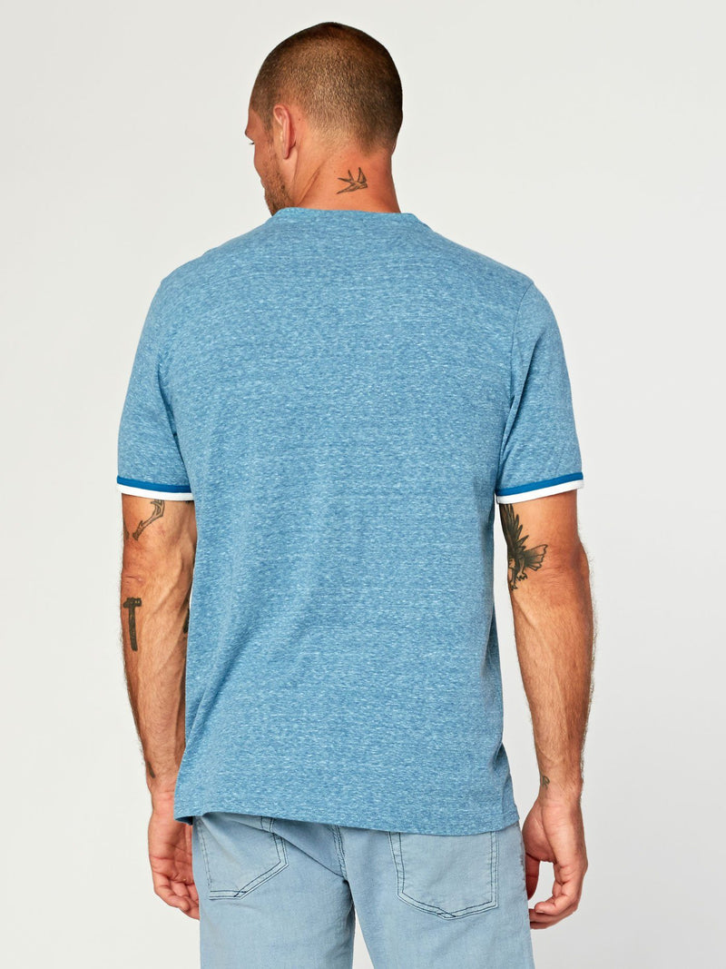 Laramie Triblend Pocket Tee Mens Tops Threads 4 Thought