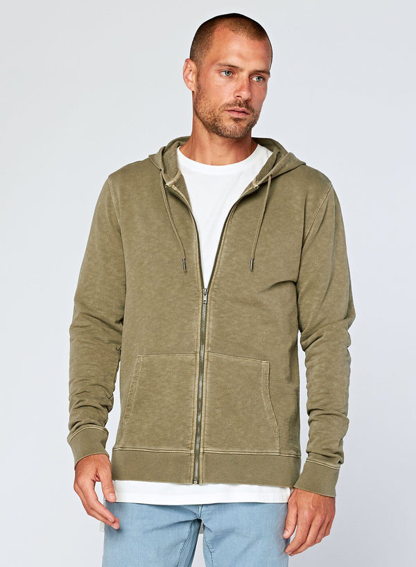 Levi Zip Hoodie Mens Outerwear Jacket Threads 4 Thought S Artichoke