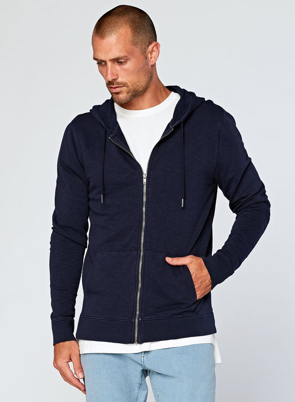 Levi Zip Hoodie Mens Outerwear Jacket Threads 4 Thought S Raw Denim