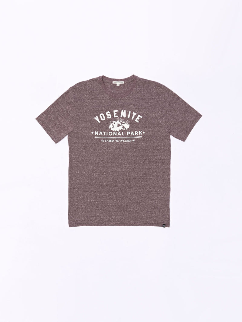 Yosemite Graphic Tee Mens Tops Threads 4 Thought