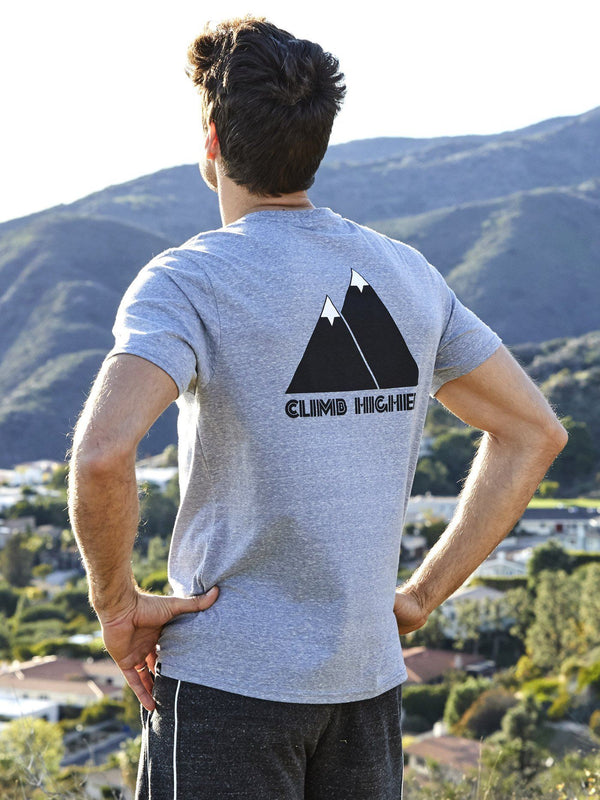 Climb Higher Graphic Tee