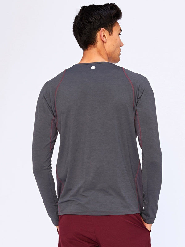 Ansel Long Sleeve Top Mens Tops Threads 4 Thought