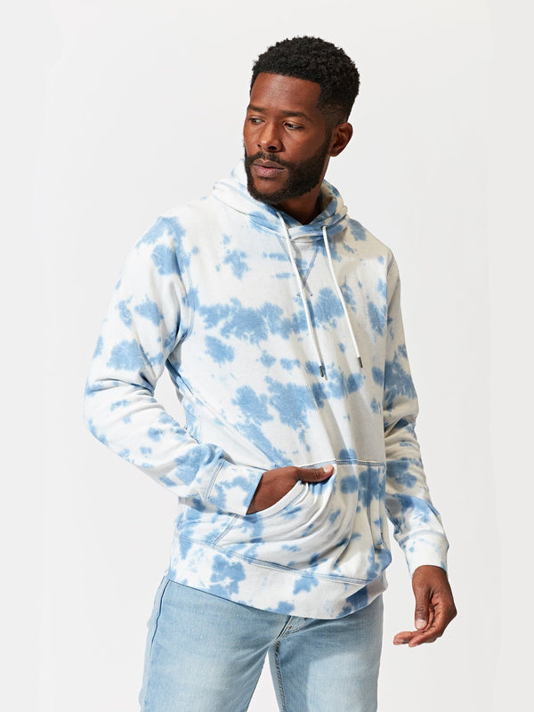 Vapor Wash Pullover Hoodie Mens Outerwear Sweater Threads 4 Thought