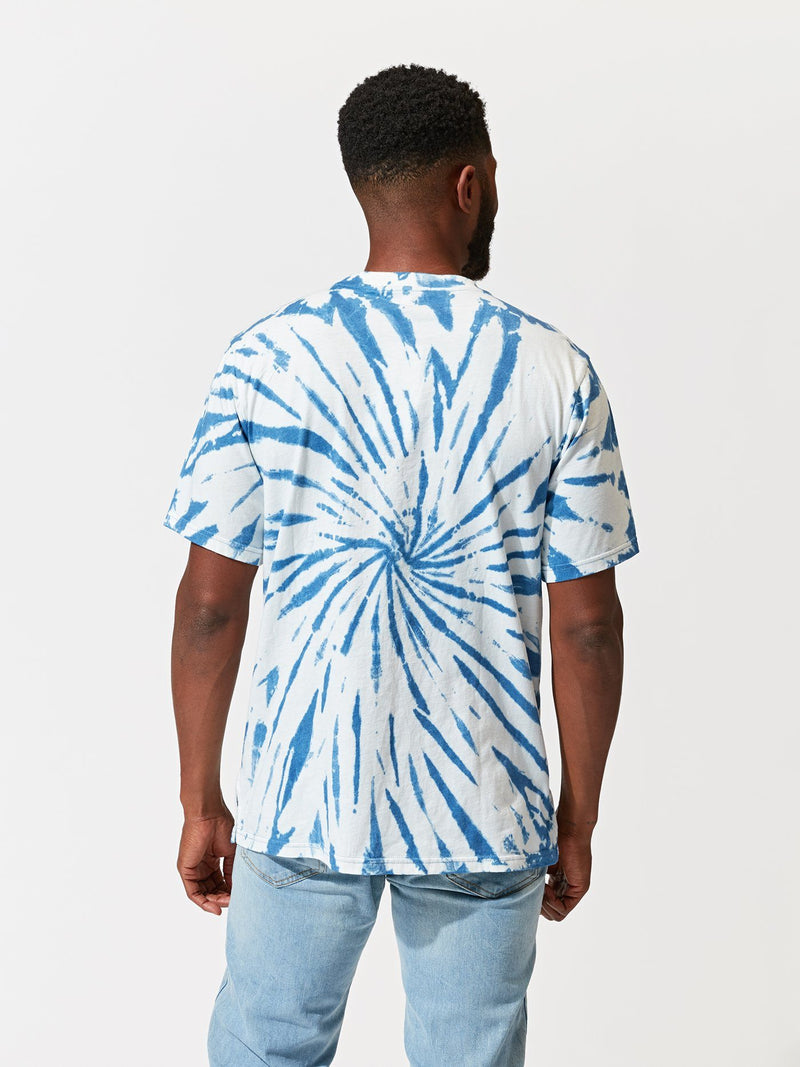 Skipper Cyclone Wash Tee Mens Tops Tshirt Threads 4 Thought