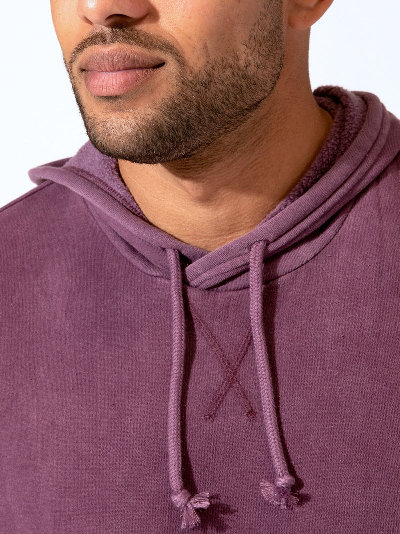 Mineral Wash Pullover Hoodie Threads 4 Thought