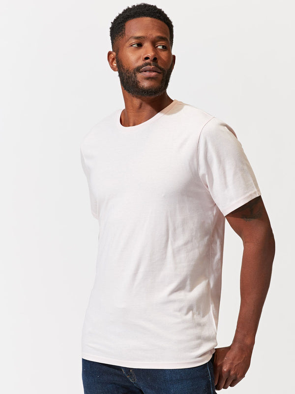 Men's Invincible Short Sleeve Crew Mens Tops Threads 4 Thought