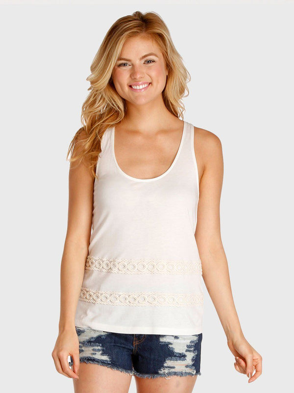 Caya Coco Top Womens Tops Threads 4 Thought XS FELDSPAR