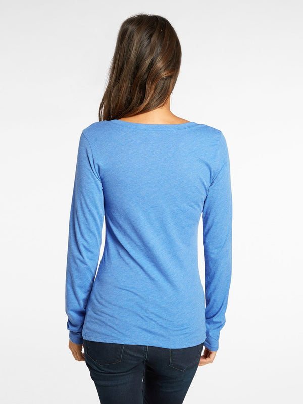 Long Sleeve Scoop Top Womens Tops Threads 4 Thought