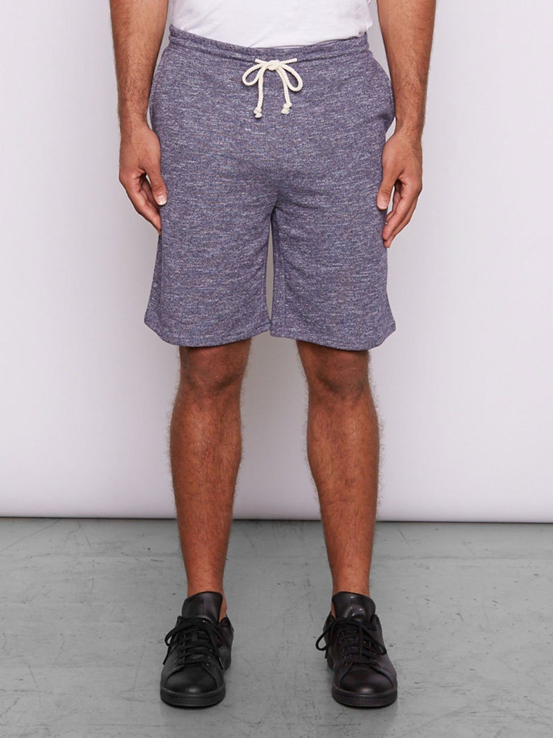 Marled Terry Short