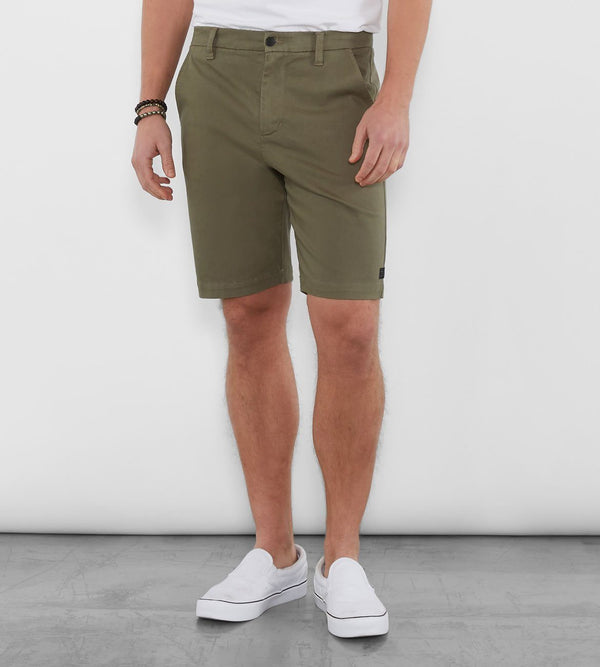 Water Repellant Chino Shorts Mens Bottoms Short Threads 4 Thought 30 Army