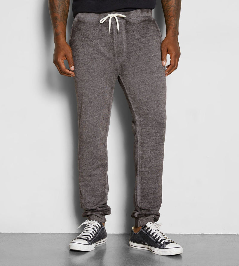 Baseline Jogger Mens Bottoms Threads 4 Thought s Heather Grey