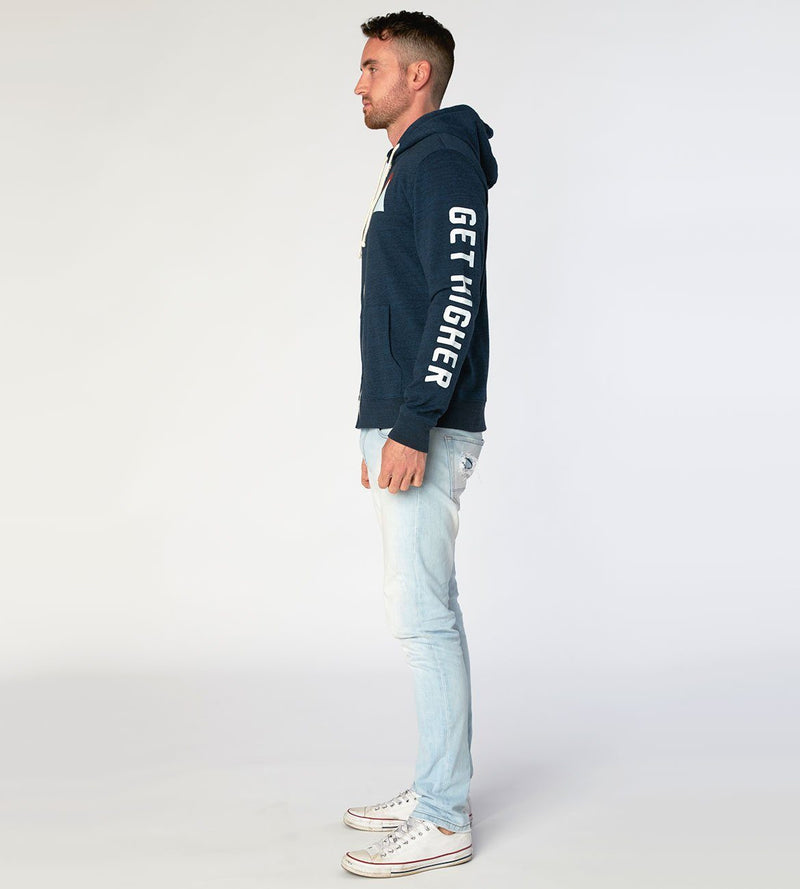 Get Higher Hoodie Mens Outerwear Sweatshirt Threads 4 Thought