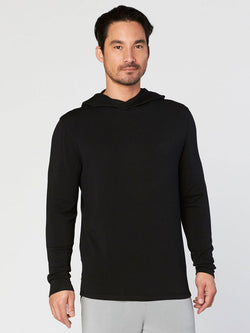 Jackson Feather Fleece Hoodie