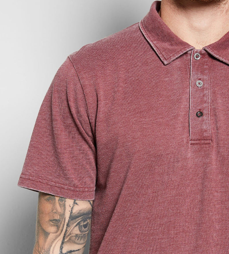 Blake Polo Mens Tops Threads 4 Thought